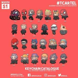 T.Cartel Event   Booth: S1