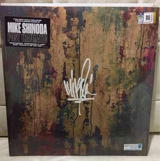 MIKE SHINODA (Solo Album from Linkin Park) - Post Traumatic 2LP Vinyl Records