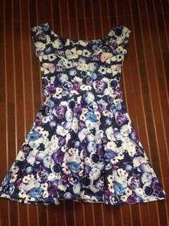 Chill floral dress