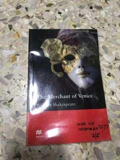 WTS The Merchant Of Venice Lit Book