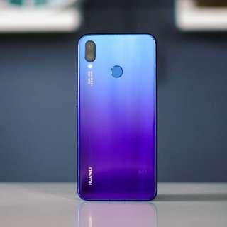 Huawei NOVA 3i iris purple color (NEW, ORIGINAL HUAWEI MY)