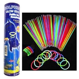 SALE!! PARTY GLOW STICK (ONHAND/50 PCS 1 TUBE)