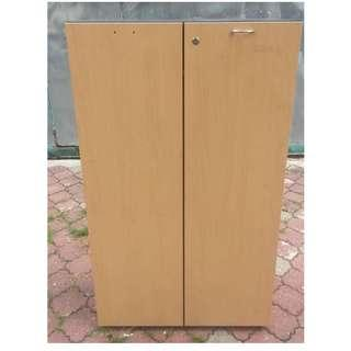 Almari File Cabinet L80 x D45, H136 cm * M24 F