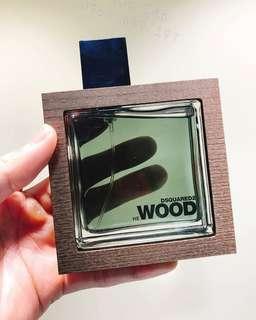 Perfume dsquared 2 he wood rocky mountain original non box