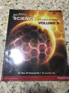 WTS All About Science Volume B