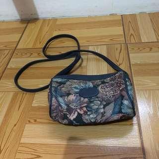 Floral Sling Bag