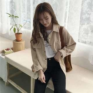 PREORDER - Summer Winter Casual Loose Jacket Sweater