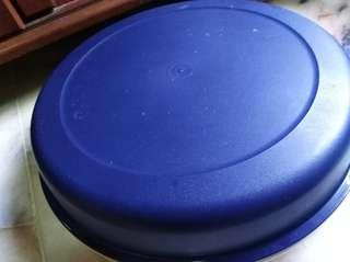Tupperware with compartment & cover