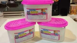 Thirsty Hippo moisture absorber (per piece)