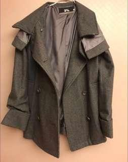 🚚 七件大衣外套 毛衣 polo 2% hype帽踢