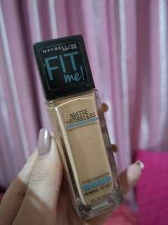 Maybelline Fit Me Liquid Foundation (Natural Beige) 220