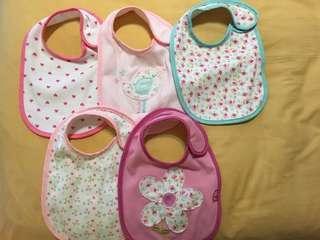 Mothercare bibs