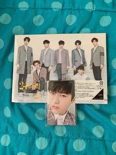 Infinite 24 Hours Japanese Limited Edition Single