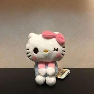 *全新* Sanrio Hello Kitty 聖誕 禮物 公仔 毛公仔 掛飾 裝飾 飾物 吊飾 精品 日本限定 景品 冒險樂園 迪士尼 Tsum Tsum chip dale Winnie the Pooh donald