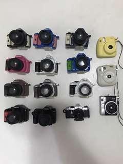 Pentax 相機扭蛋