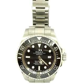 ROLEX DEEP SEA MODEL 116660, CERAMIC MODEL AFTER 2012