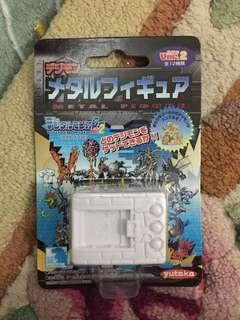 Metal figure Digimon v2
