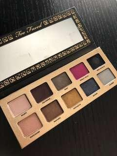 Too Faced Pretty Rebel Palette - limited edition
