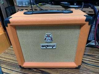 英國 ORHNGE CRUSH 20LDX 吉他🎸擴音喇叭(電話、MP3 可輸入播放)