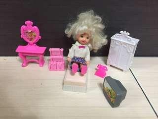 Barbie kelly toys