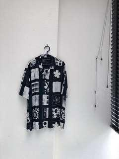 🚚 Vintaholic Vintage Oversized Shirt