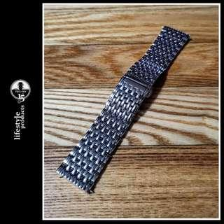 Stainless Steel WatchBand / Strap *22mm Wide - New & In Stock*