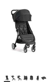 Delivery included! Baby Jogger City Tour stroller, Onyx/Juniper