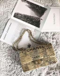 Chanel Limited Edition Double Flap Bag