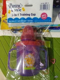Pureen Basic 3 in 1 Training Cup