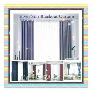 🚚 Curtain - 5 Colours (Hook)