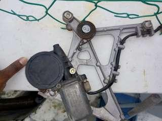 Mercedes 190e power window motor