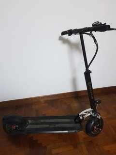 E scooter  (Reaihub r3) price nego