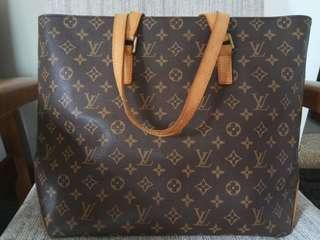 LV non zippy large tote bag