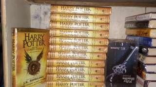 Harry Potter Cursed Child HB