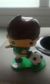 Football figurine (milo)