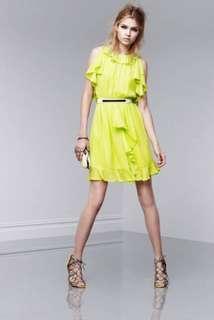 Prabal gurung for target ruffle dress