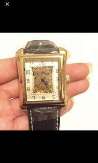 Man Automatic Gold Standless steel Watch
