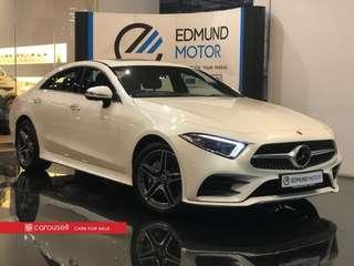 Used Import Mercedes Benz CLS-Class CLS450 AMG Line 4MATIC