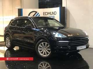 Used Import Porsche Cayenne S 2.9A Tip