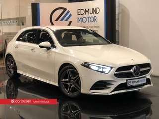 Used Import Mercedes Benz A-Class A200 AMG Line