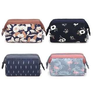 🚚 Instock - printed accessories pouch, spring summer 2018