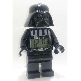 Lego Star Wars 星球大戰 Darth Vader 黑武士 Alarm Clock 鬧鐘