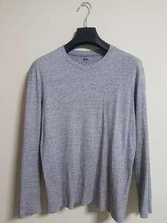 Uniqlo Pullover - Grey