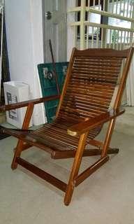 Grandpa Arm Chair