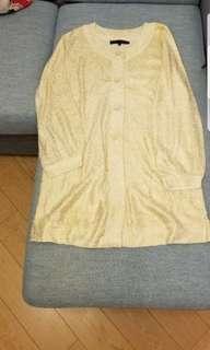 b+ab金線外套