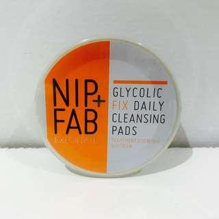 Nip + Fab Glycolic Fix Cleansing Pads