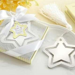 50 PCS A Star is Born Bookmark Wedding Gifts & Favors