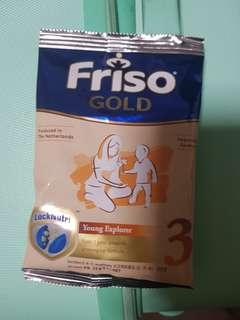 Friso Gold 3 packet type