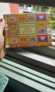 MACAU MAGNETS COLLECTIBLES (vintage match box)