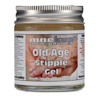 Maekup Old Age Stipple Gel 2oz 60g Special FX Alcohol Based